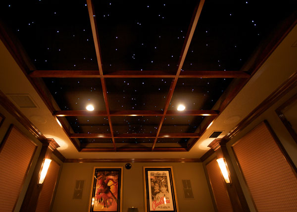 Star Ceilings Too Cool Or Too Much Mccabe S Theater